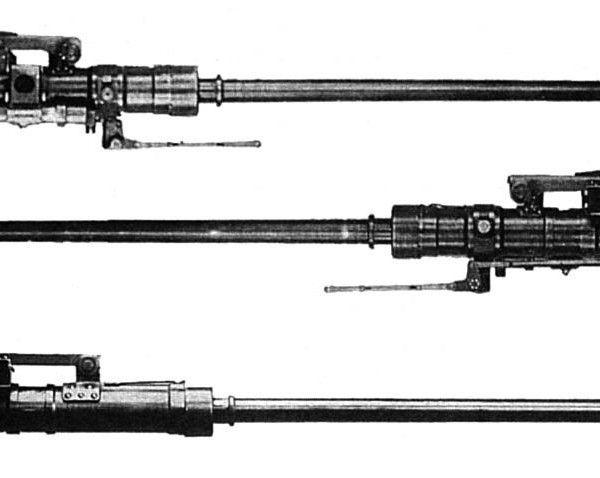 20-Мм авиационная пушка в-20/в-23 (апв).