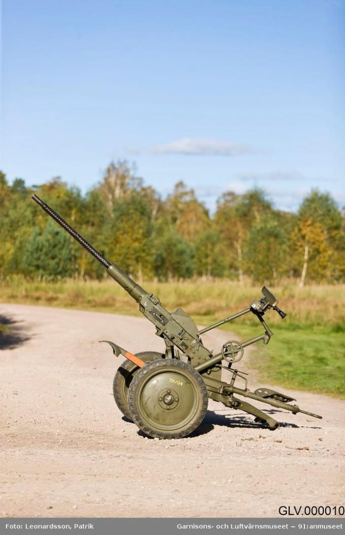 20-Мм автоматические пушки бофорс