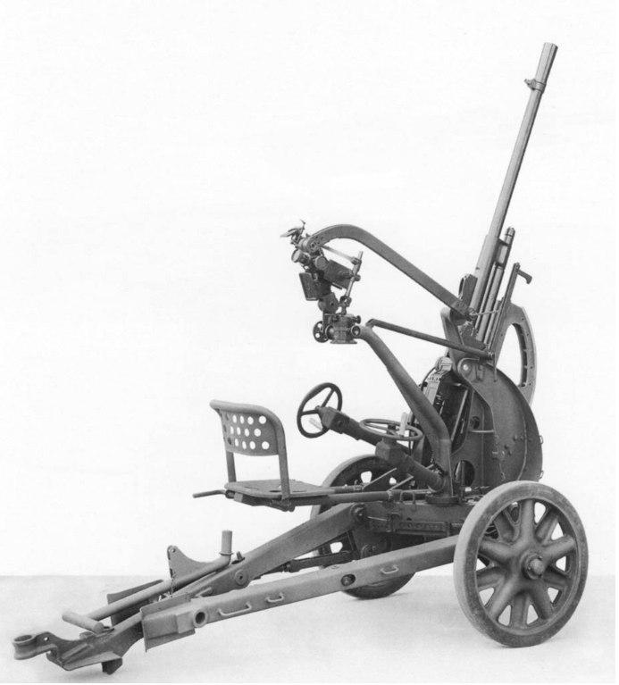 20-Мм автоматические пушки бреда