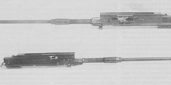23-Мм авиационная пушка сг-23 (ткб-198).