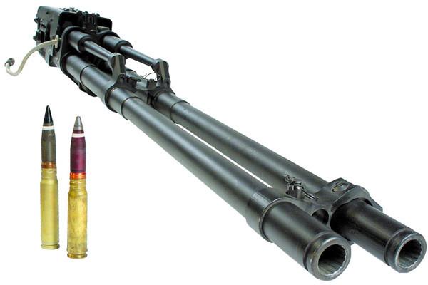 30-Мм авиационная двухствольная пушка гш-30-2 (ткб-645, ао-17а).