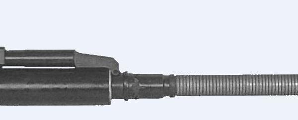 30-Мм авиационная пушка гш-301 (ткб-687).
