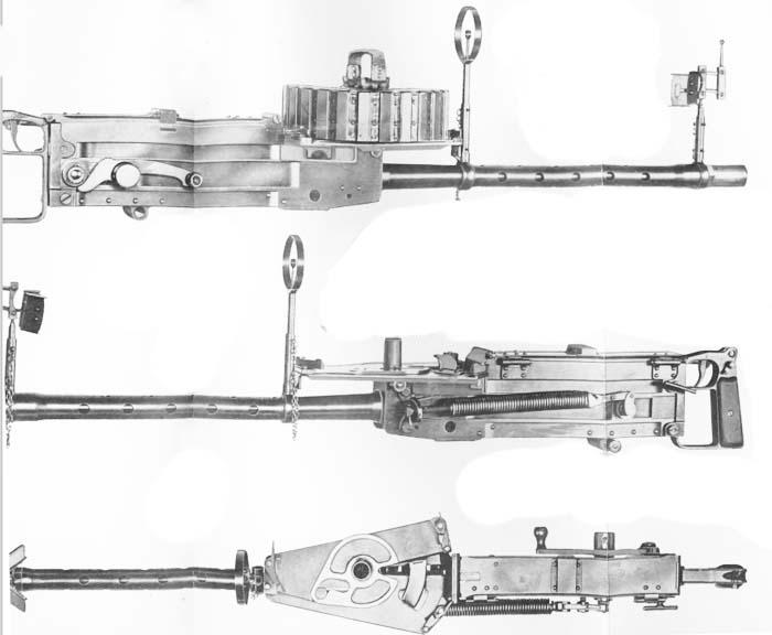 7.92-Мм авиационный пулемет czk vz. 30