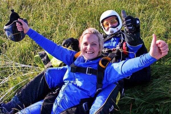 7 Несерьезных причин прыгнуть с парашютом