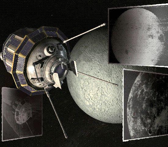 7 Октября 1959 года впервые сфотографирована обратная сторона луны