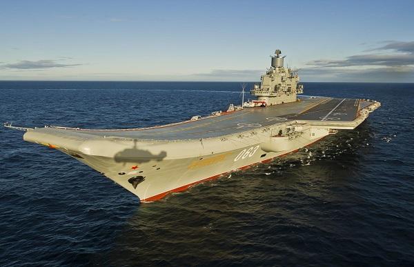 «Адмирал кузнецов» присоединится к операции в сирии.