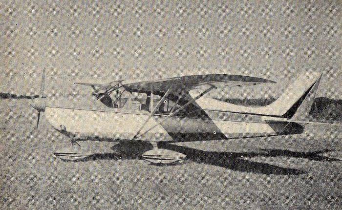 Aero boero ab-21060. технические характеристики. фото.
