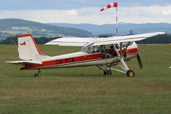 Aero l-60 brigadyr. технические характеристики. фото.