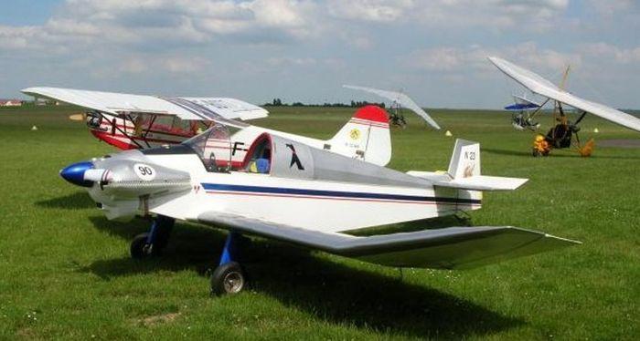 Aero synergie jodel d20. технические характеристики. фото.