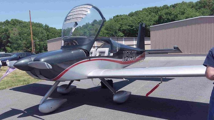 Aerobot canard. технические характеристики. фото.