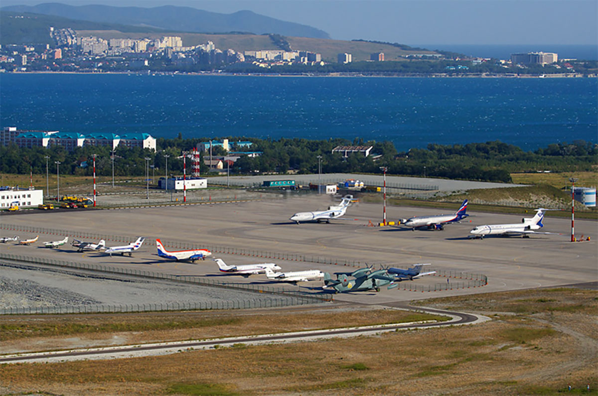 Аэропорт геленджик. официальный сайт. gdz. urkg. гдж