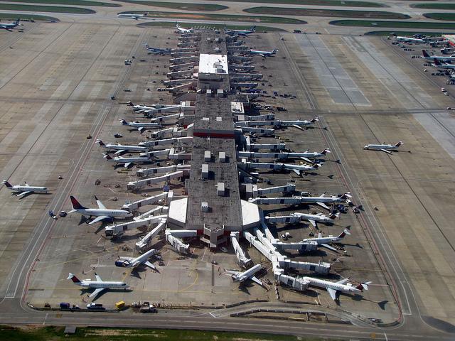 Аэропорт хартсфилд-джексон атланта. atl (сша). отзывы.