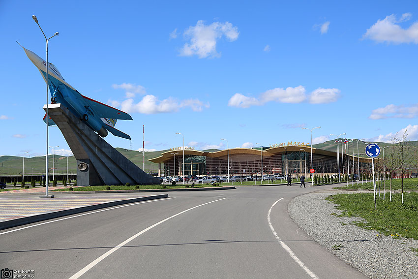 Аэропорт магас. официальный сайт. республика ингушетия. urms. инш.