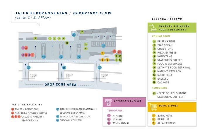 Аэропорт сукарно хатта (индонезия). cgk. wiii. официальный сайт.