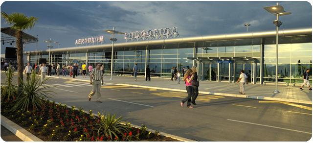 Аэропорт в черногории в каком городе: расстояние, расположение