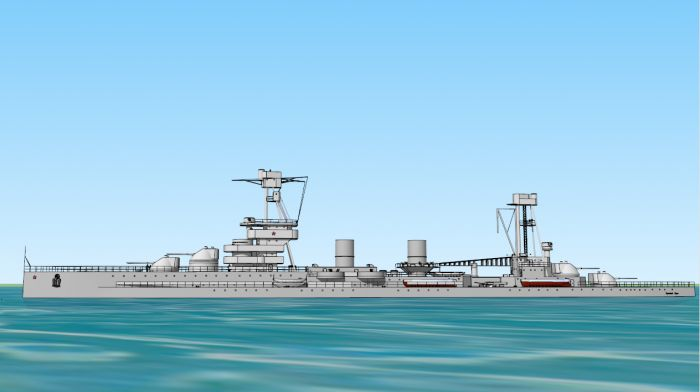 Альтернатива: легкие крейсера типа красный урал
