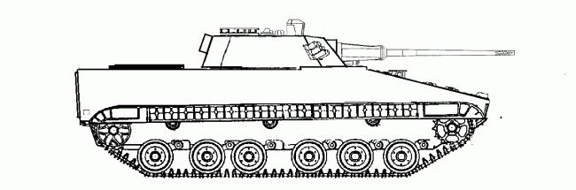 Альтернативная бмп - 3. ссср