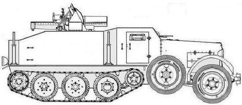 Альтернативное развитие линейки бронеавтомобилей довоенной ркка. (часть3)