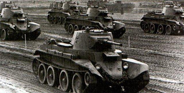 Альтернативные бронетанковые войска ркка. часть 1. моторизованные дивизии в ри