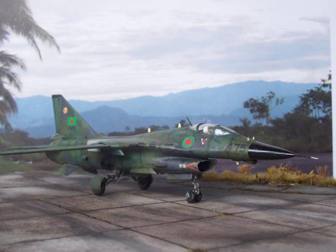 Альтернативные истребители-бомбардировщики nanchang q-6/a-6. кнр
