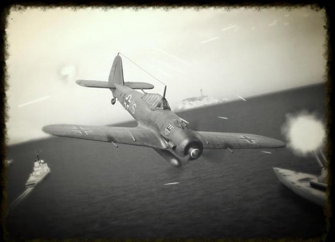 Альтернативные палубные торпедоносцы/пикирующие бомбардировщики и наземные пикирующие бомбардировщики henschel hs 165. германия