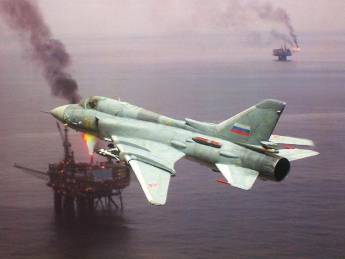 Альтернативный палубный истребитель-бомбардировщик су-18. ссср