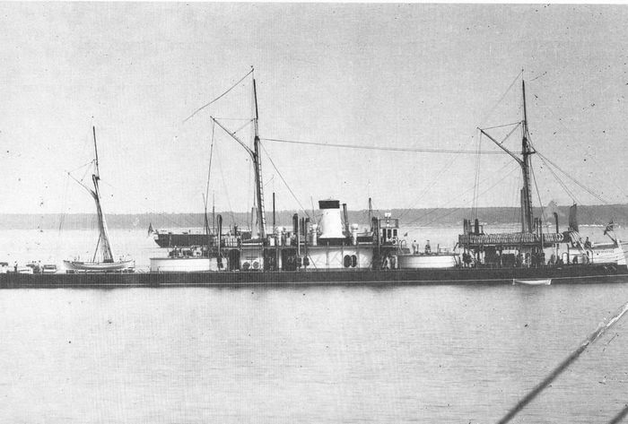 Альтфлот 1906-1939: вторая молодость (учебные крейсера типа «богатырь»).
