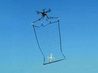 Американцы придумали, как бороться с дронами