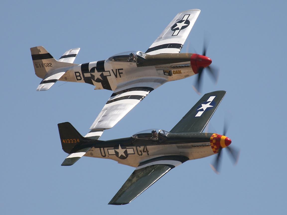 Американские военные самолеты второй мировой войны: 5 лучших