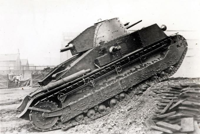 Английский змей горыныч. опытные средние танки a6e