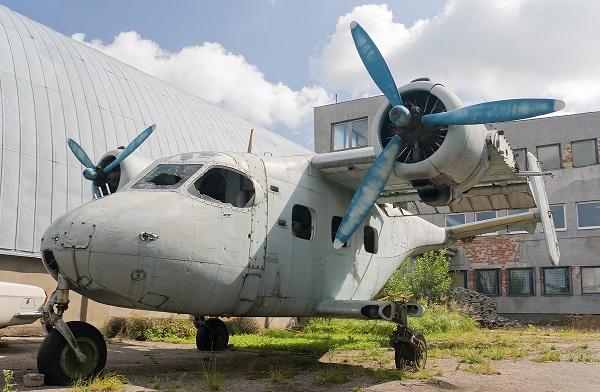 Антонов ан-14. фото, история, характеристики самолета