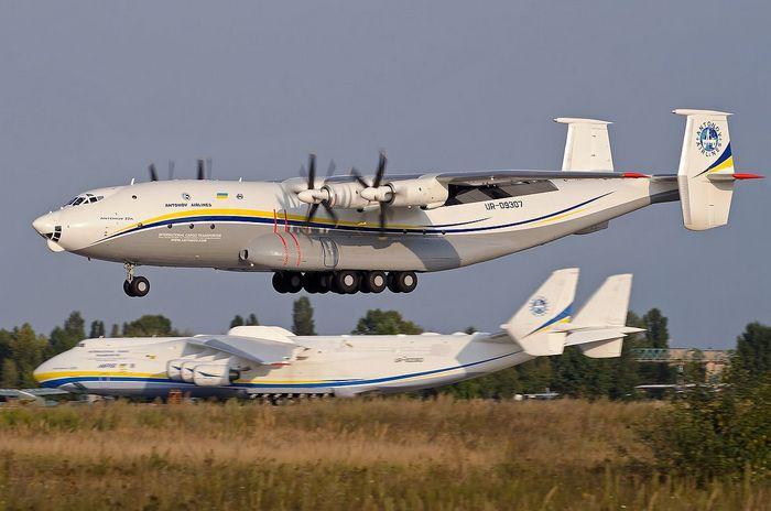 Антонов ан-40. фото, история и характеристики самолета.
