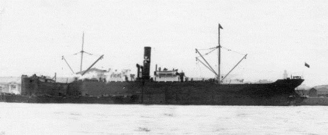 Архангельск, 100 лет назад