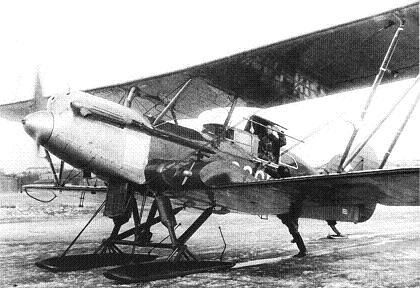 Арктический самолет арк-5.