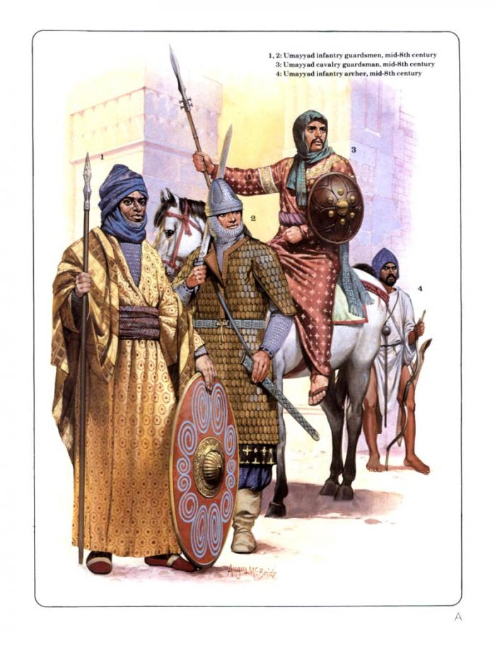 Армии ислама. краткий очерк основных военных тенденций ближнего и среднего востока vi-xi вв.