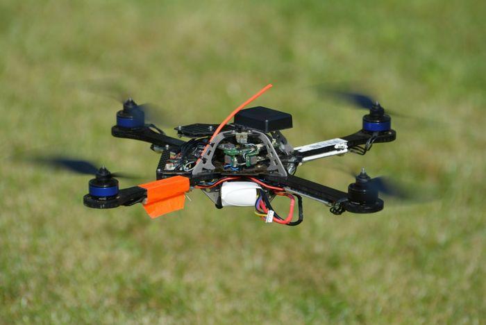 Asctec hummingbird. технические характеристики. фото.
