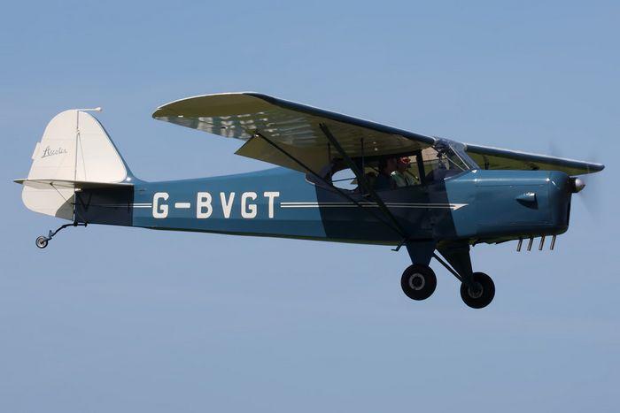 Auster j-1 autocrat. технические характеристики. фото.