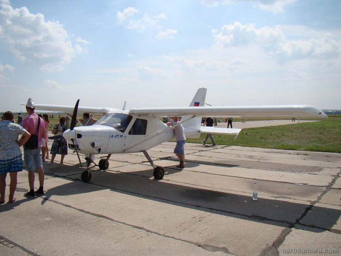 Авантаж а-27. технические характеристики. фото.