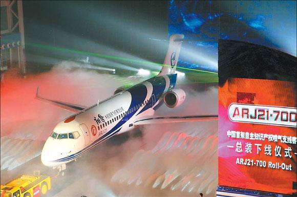 Авиация китая - от клонирования к мировому господству.