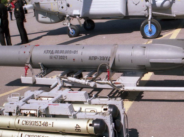 Авиационная противолодочная реактивная торпеда апр-3 «орёл-м».