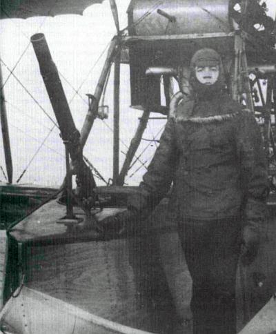 Авиационное вооружение русской морской авиации в первую мировую войну