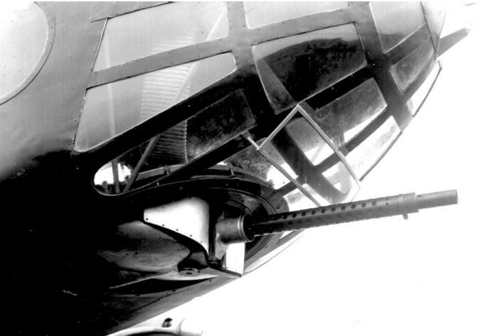 Авиационные пулеметы брэда