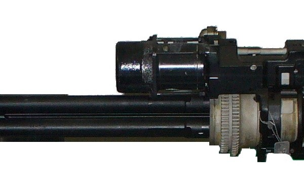 Авиационный четырехствольный пулемет гшг-7,62 (ткб-621).