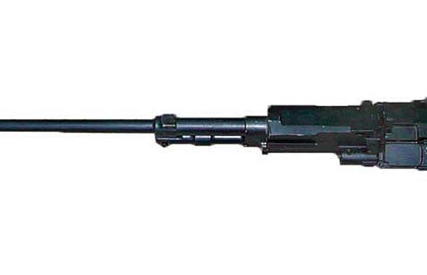 Авиационный крупнокалиберный пулемет а-12,7 (ткб-481).