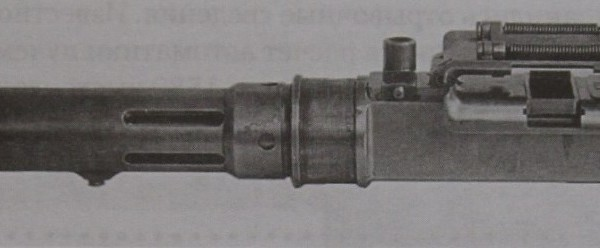 Авиационный пулемет кб-п-65.