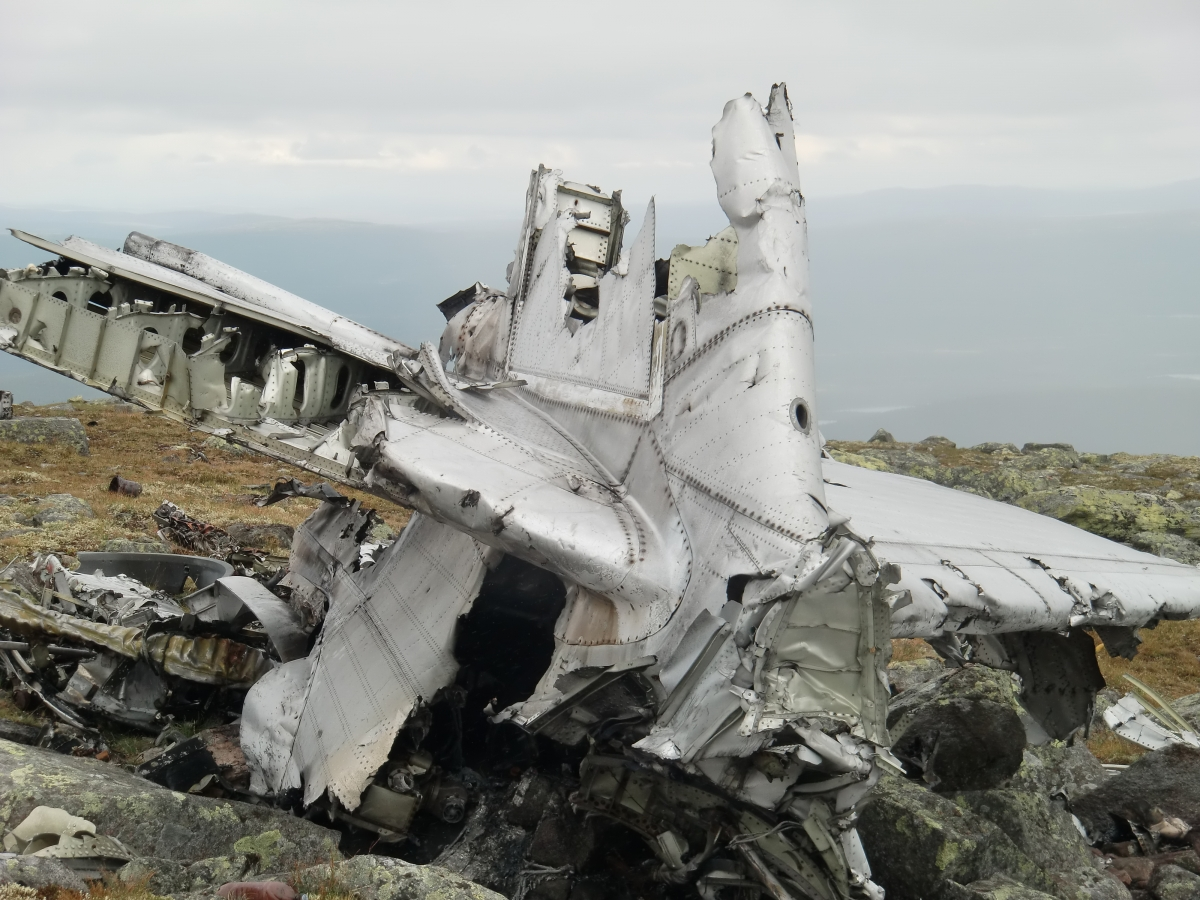 Авиакатастрофа ан-12 в аэропорту норильск. 1992