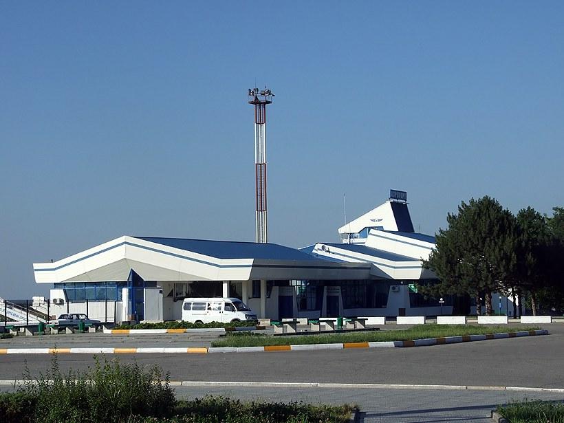 Авиакатастрофа ан-12 в нальчике. 1994