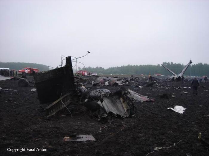 Авиакатастрофа ан-12бп в районе луанды. 1998