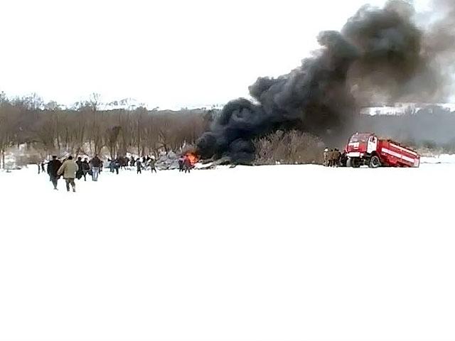 Авиакатастрофа ан-148 в белгородской области. 2011