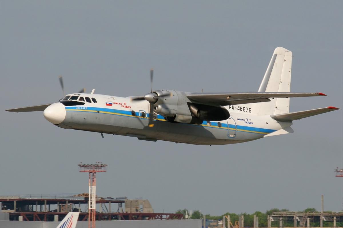Авиакатастрофа ан-24 в финском заливе. 1991